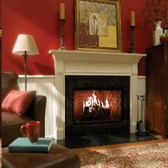 Royal Hearth Series of Wood Burning Fireplaces