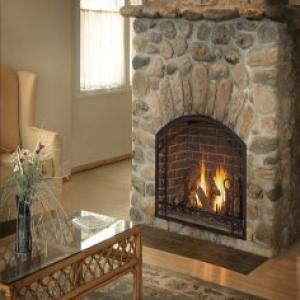 Kozy Heat Alpha 36L Gas Fireplace