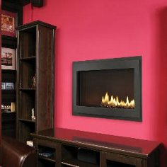 Rave Gas Fireplace