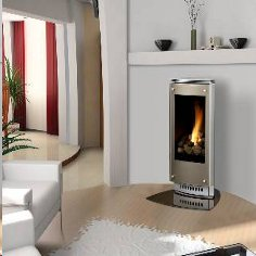 Paloma Gas Burning Stove
