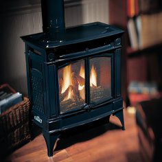H35 Hampton Gas Burning Stove