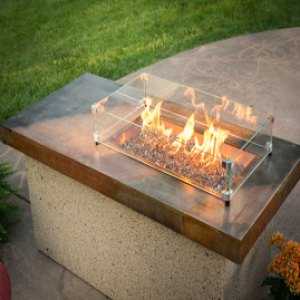 Artisan Fire Table