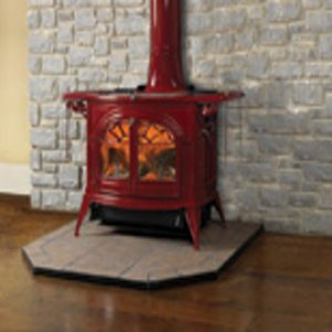 Vermont Castings Defiant Flex Burn Wood Stove