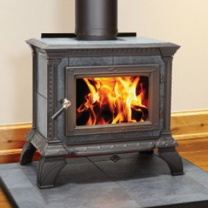 Tribute Soapstone Wood Stove