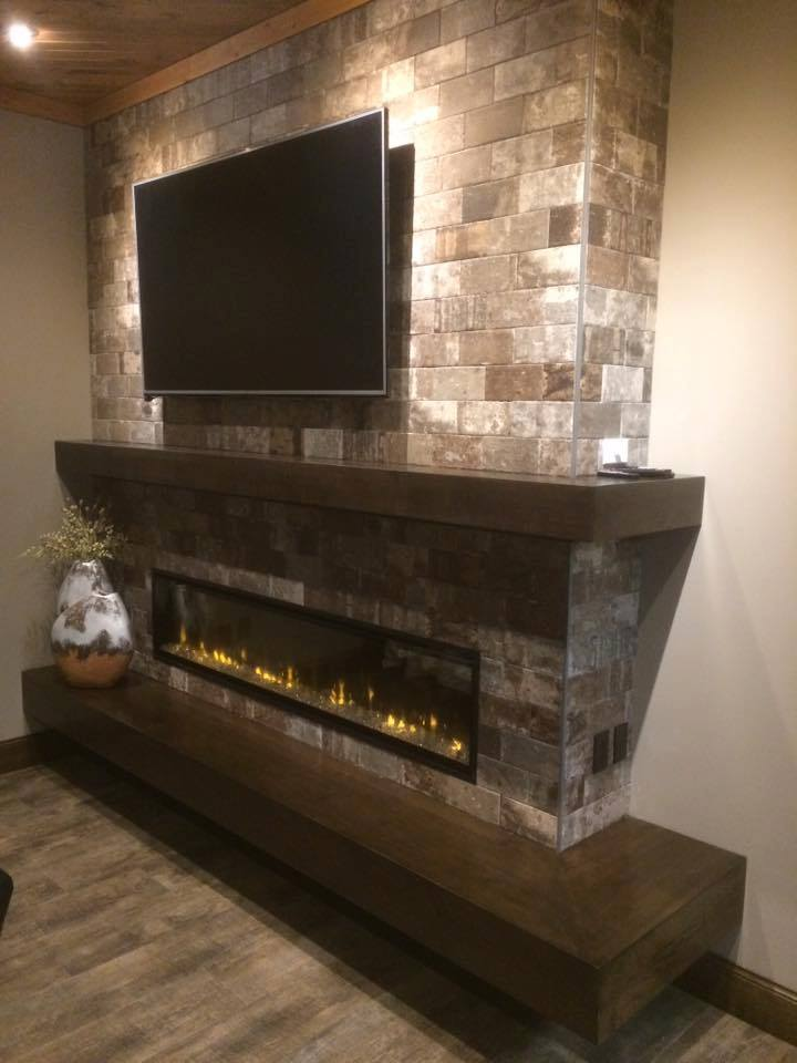 Linear fireplace with floating hearth .jpg