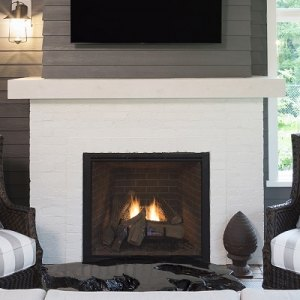 Heat-n-Glo True Series Gas Fireplace