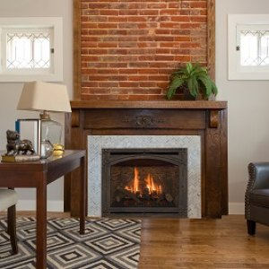 Kozy Heat Springfield 36 Gas Fireplace