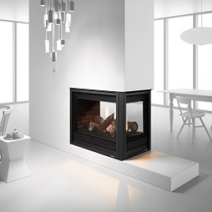Heat-n-Glo Pier-36TR Gas Fireplace