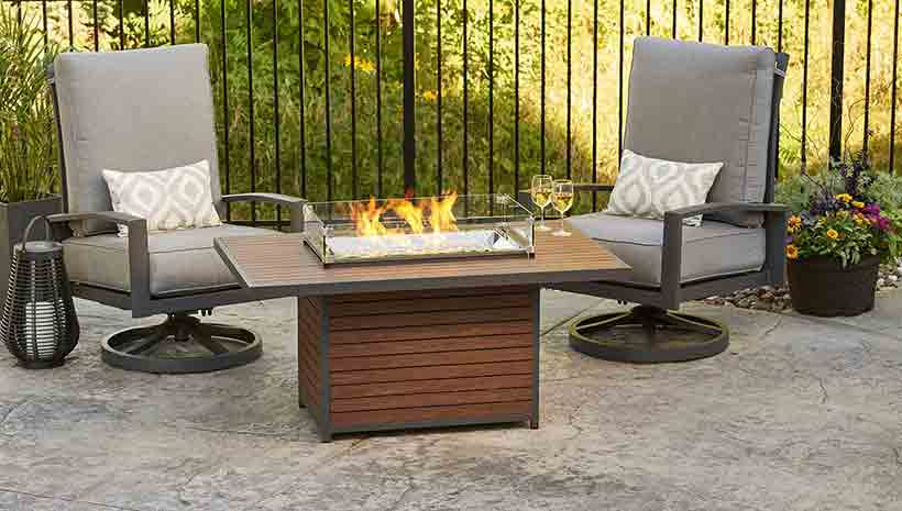Kenwood Fire Table - On Sale for $899.00, a savings of $150.00 off