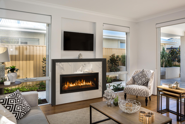 Contemporary Style Fireplaces - La Crosse Fireplace Company