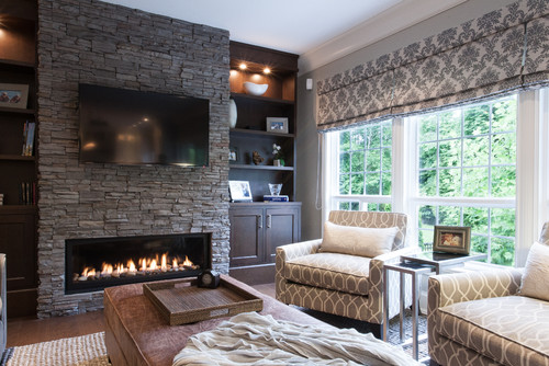 Contemporary Style Fireplaces - Contemporary Style Fireplaces - La Crosse Fireplace Company